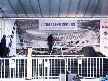Tudo pronto para o Ato Público desta sexta no Mineirão (imagem 1)