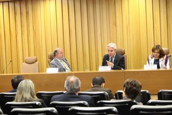 Ministro Levenhagen esclarece provimentos da Corregedoria sobre recuperação judicial e execução trabalhista (imagem 1)