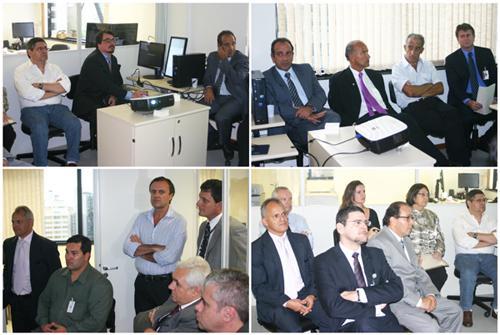 Magistrados e dirigentes prestigiam apresentação de sistema do Processo Eletrônico (imagem 1)