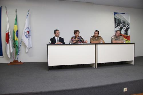 Presidente abre curso na Academia de Polícia (imagem 1)