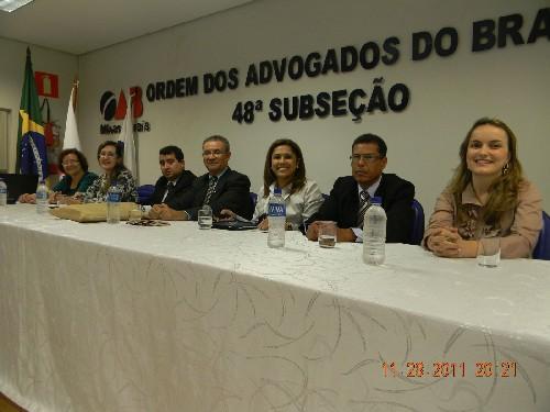Palestra marca a VII Semana da Conciliação em Divinópolis (imagem 2)