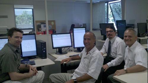 Realizada a 1ª reunião para testes de programas do Processo Eletrônico (imagem 1)