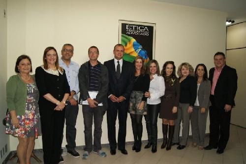 Escola Judicial e OAB/JF lançam campanha do TST em Juiz de Fora (imagem 1)