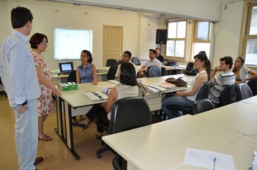 Estudantes de direito conhecem Centro de Memória da JT (imagem 1)