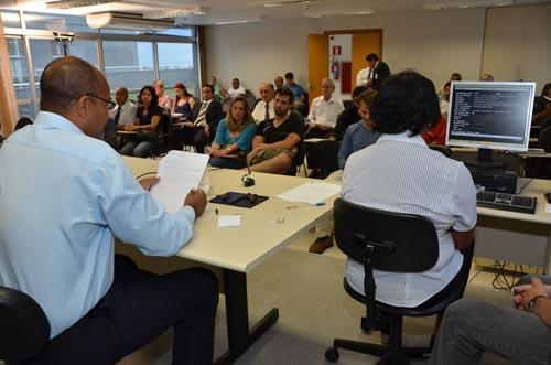 Justiça do Trabalho inaugura novo espaço para leilões (imagem 2)