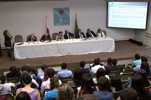 Escola Judicial promove ciclo de palestras sobre conciliação e lançamento de livro na Faculdade Milton Campos (imagem 2)