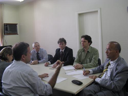 Comissão de Informática do TRT se reúne para acelerar implantação do Processo Eletrônico (imagem 1)