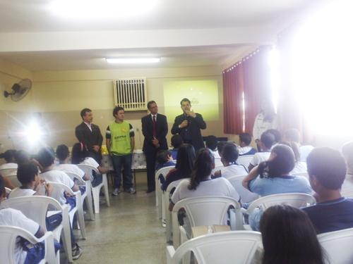 TRT e Cemig promovem palestras sobre segurança nas escolas de Minas (imagem 1)
