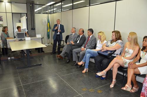 Presidente do TRT visita Conselheiro Lafaiete, próxima vara a receber o PJe em Minas (imagem 1)