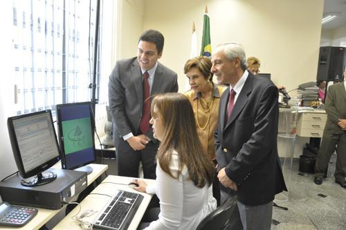 Implantado PJe na VT de Itaúna (imagem 1)