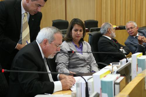 Lobato é empossado conselheiro no CSJT (imagem 1)