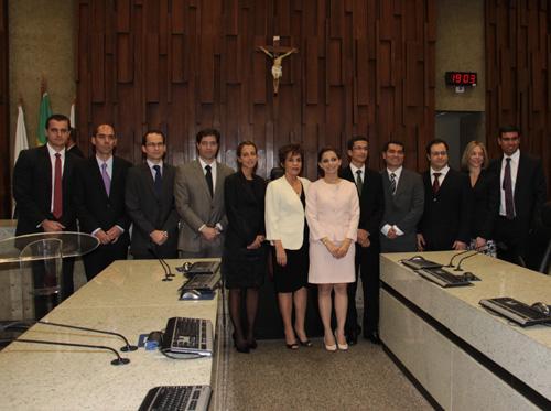 TRT empossa 11 juízes substitutos do trabalho (imagem 1)