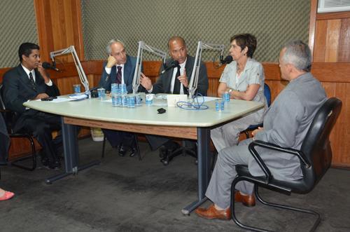 Presidente do TRT visita Conselheiro Lafaiete, próxima vara a receber o PJe em Minas (imagem 2)