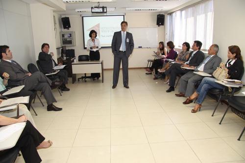 Grupo Estratégico do TRT avalia andamento da execução da estratégia do Tribunal (imagem 1)