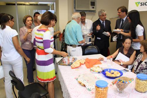 Diretoria de Pessoal realiza recadastramento de aposentados e pensionistas (imagem 1)