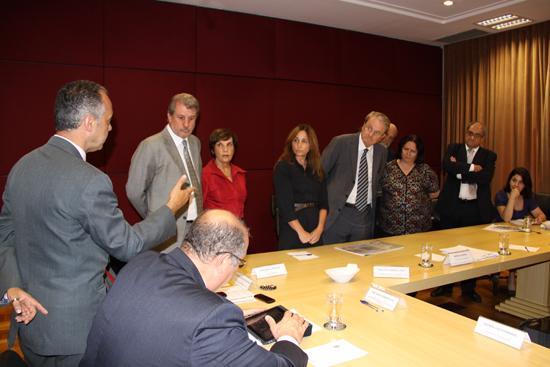 TRT apresenta projeto do Fórum de BH ao prefeito Márcio Lacerda (imagem 1)