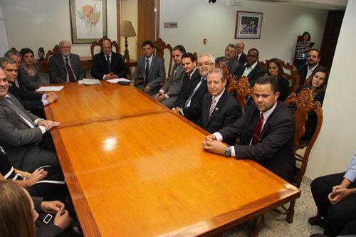 TRT recebe representantes da JT de Coronel Fabriciano (imagem 1)