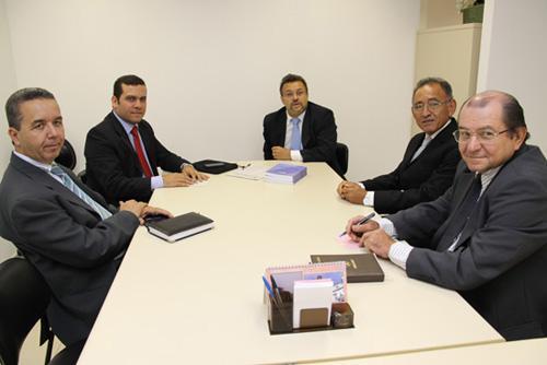 Representantes do TRT da Paraíba conhecem projeto Singespa (imagem 1)