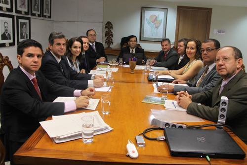 Conselho gestor do Singespa discute planejamento estratégico para a execução do projeto (imagem 1)