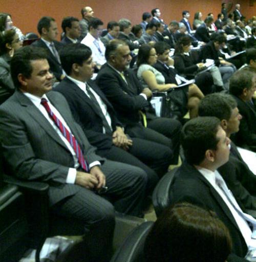 Gestores do TRT-MG participam de Ciclo de Palestras no TCU (imagem 1)