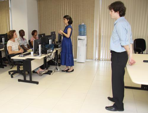 Servidores recebem treinamento sobre nova ferramenta de gerenciamento de projetos estratégicos (imagem 1)