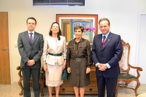 TRT recebe visita de secretários do Governo de Minas (imagem 1)