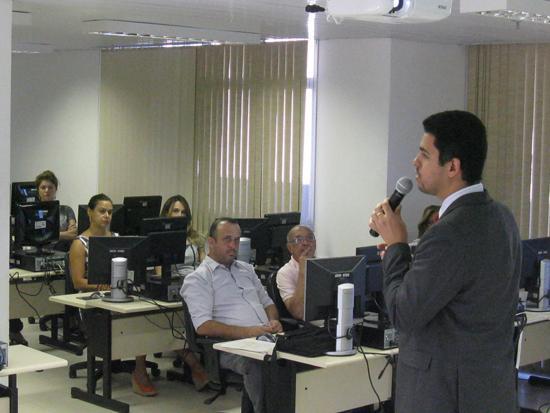 Membros do Ministério Público do Trabalho em Minas fazem treinamento para PJe-JT (imagem 2)