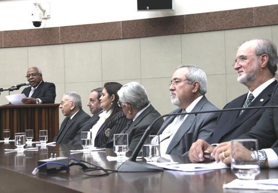 Ministro Reis de Paula se emociona ao receber título de Cidadão Honorário de BH (imagem 2)