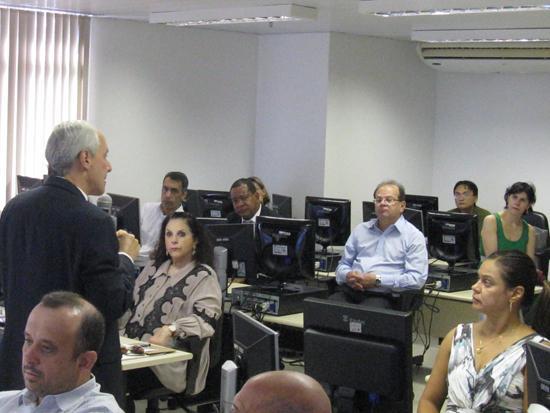 Membros do Ministério Público do Trabalho em Minas fazem treinamento para PJe-JT (imagem 1)
