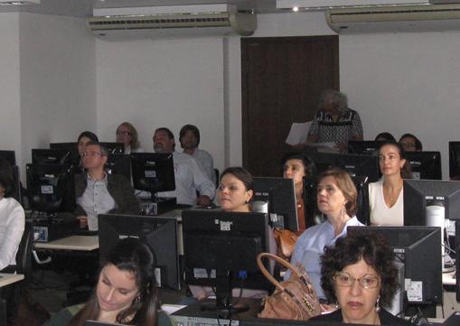 Servidores se preparam para a instalação do Processo Eletrônico em setembro (imagem 2)