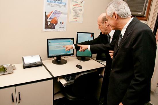 TRT inaugura PJe em Nova Lima (imagem 1)