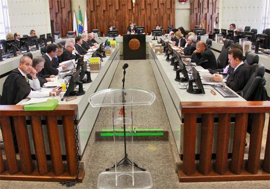 Pleno aprova proposta de anteprojeto de lei que visa minimizar déficit do quadro de servidores (imagem 1)