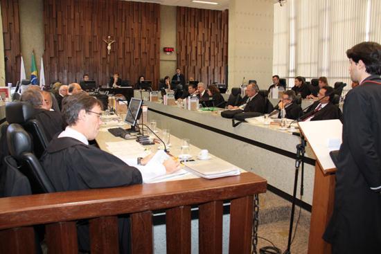 Sessão do Pleno adia composição de lista tríplice (imagem 1)