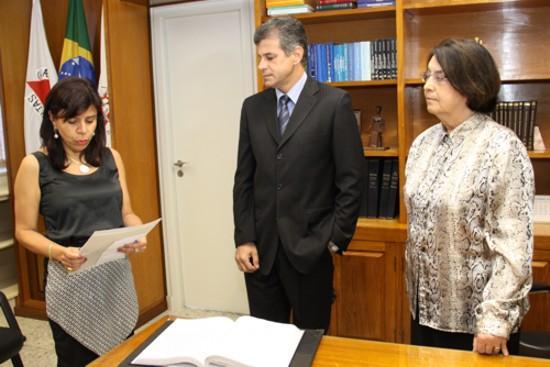 Juiz toma posse no TRT (imagem 1)