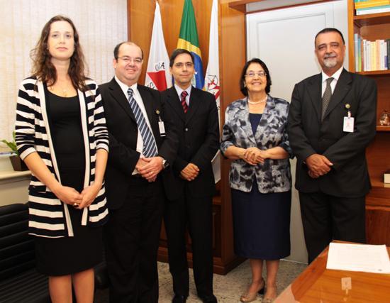 Tomam posse juízes removidos em Primeira Instância (imagem 1)