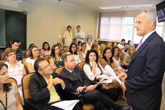 Fiscais que vão atuar no concurso para juiz recebem orientações (imagem 1)