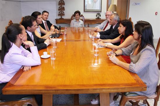 Presidente do TRT e Amatra3 realizam reunião histórica (imagem 1)