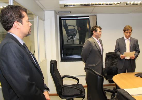 Empossado novo diretor de coordenação administrativa do TRT (imagem 1)