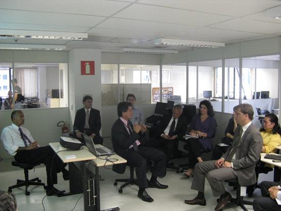 CTIC discute procedimentos para implantação do processo eletrônico em Nova Lima (imagem 1)