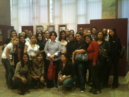 Alunos da Faculdade Pitágoras participam do Programa Justiça e Cidadania (imagem 1)