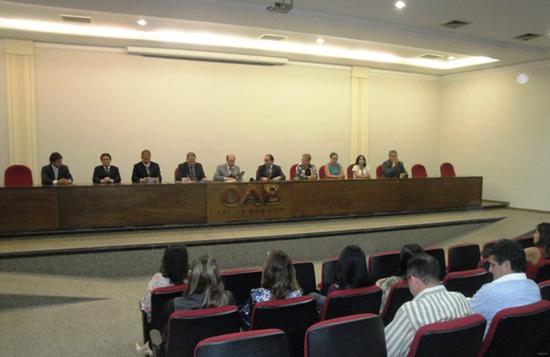 OAB de Uberlândia sedia palestras da VII Semana da Conciliação do TRT (imagem 2)