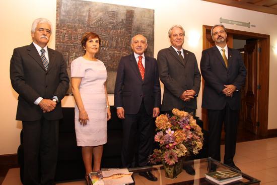 Ministro corregedor visita Escola Judicial do TRT e TJMG (imagem 2)
