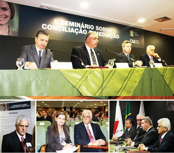 Aberto o II Seminário sobre Conciliação em BH (imagem 2)