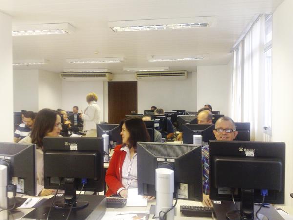 Servidores da JT participam de laboratório para uso do Pje (imagem 3)