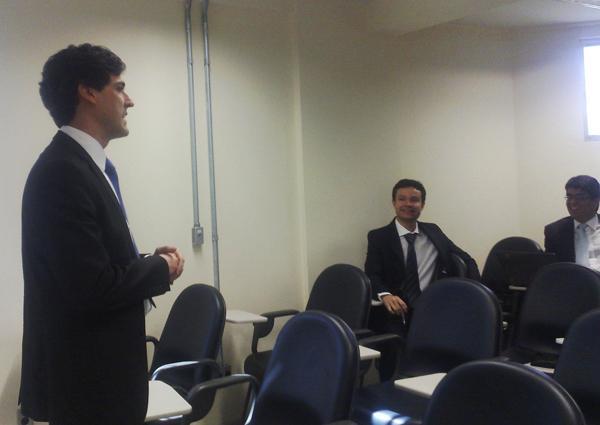 Escola Judicial abre a II Semana de Formação Inicial Complementar/2012 (imagem 2)