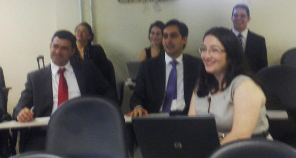 Escola Judicial abre a II Semana de Formação Inicial Complementar/2012 (imagem 1)