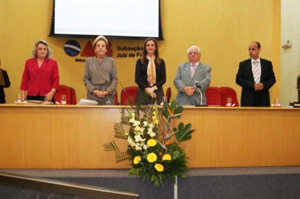 Magistrados do TRT-MG participam de Seminário da OAB em Juiz de Fora (imagem 1)