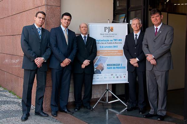 TRT inaugura PJe em Nova Lima (imagem 2)