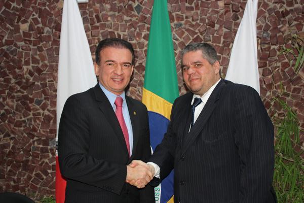 Diretor da OAB Minas assume a presidência da Abrat (imagem 1)