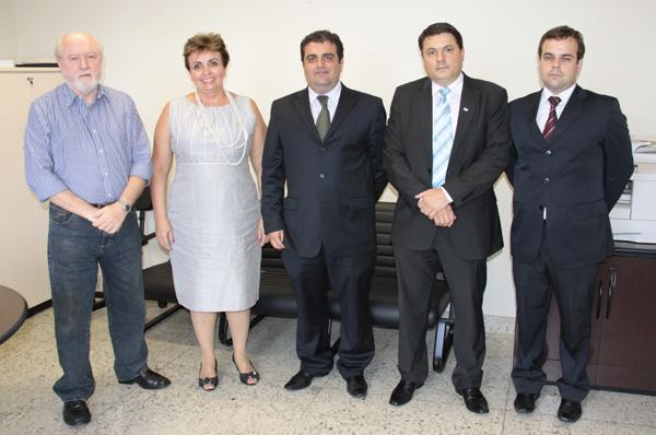 Presidente da AMAT visita TRT-MG (imagem 1)